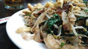 Kwetiau Goreng Lengkap (seafood + babi) - Kwetiau Akang Kelapa Gading