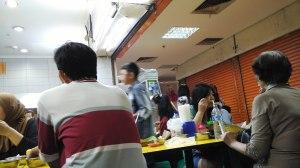 Penampakan Lokasi Kedai Cherry - ITC Mangga Dua